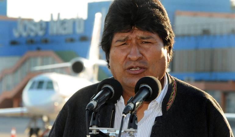 EE.UU. investiga por narcotráfico a círculo de Evo Morales: informante DEA