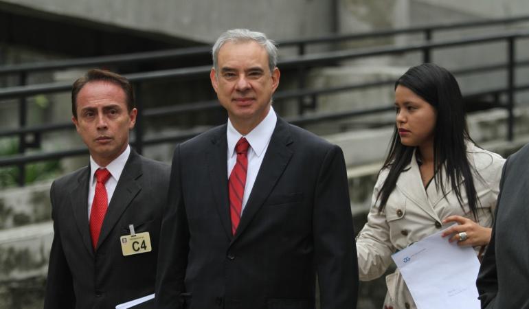 Jorge Ignacio Pretelt Chajub.