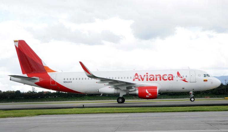 Vuelos Avianca: Avianca transportó más de 2.5 millones de pasajeros para el mes de agosto