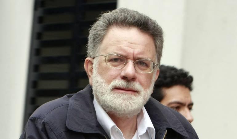 Carlos Restrepo con medida de aseguramiento: En firme medida de aseguramiento a Luis Carlos Restrepo
