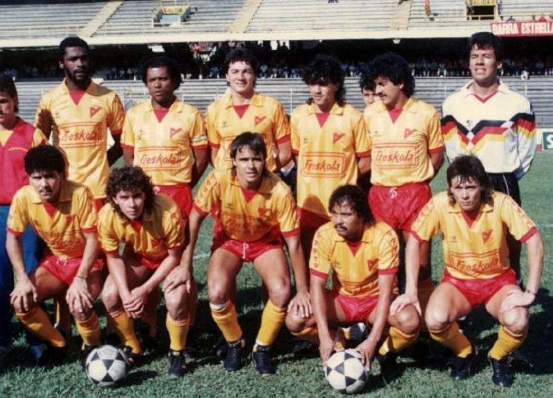 El Deportivo Pereira de 1988