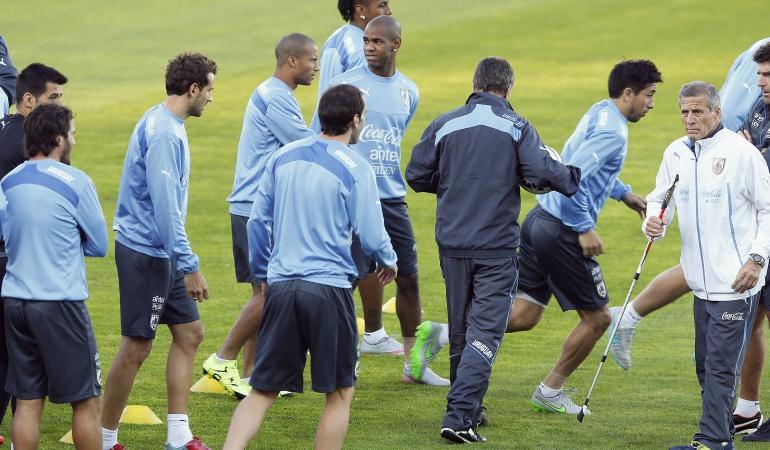 Rusia 2018 eliminatorias Luis Suárez, Edison Cavani selección Uruguay: Uruguay da a conocer los 23 convocados para los partidos con Bolivia y Colombia