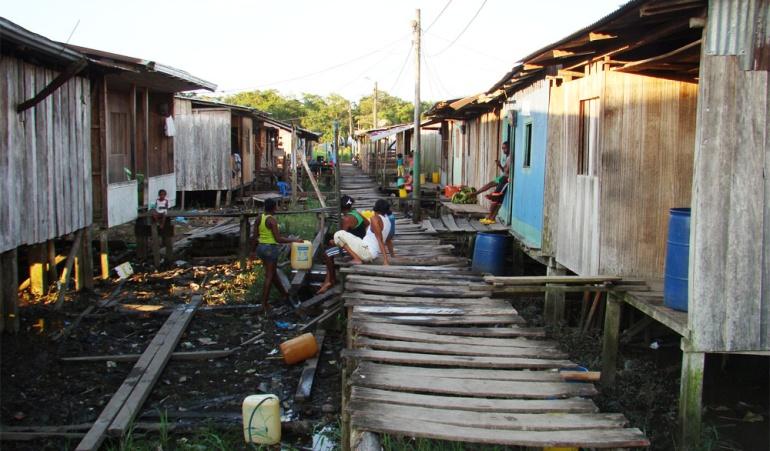 El Charco es el pueblo más pobre de Colombia.