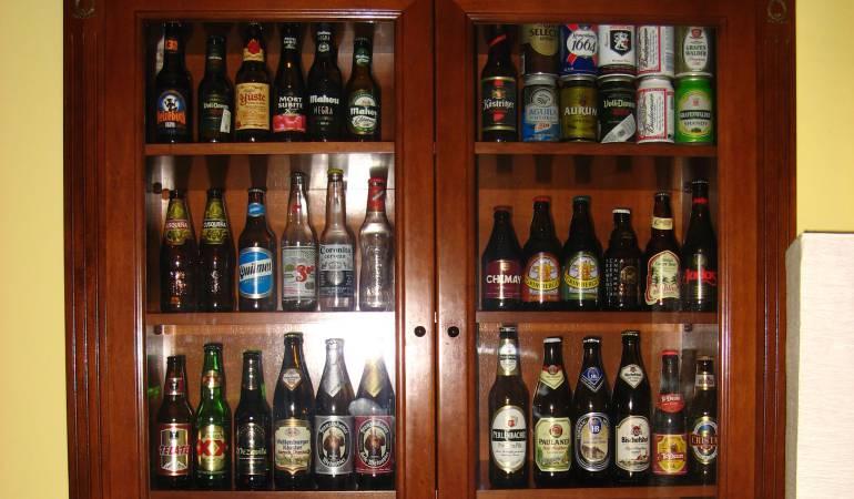 Cervezas colección: Seis cervezas conmemorativas para tener en la colección