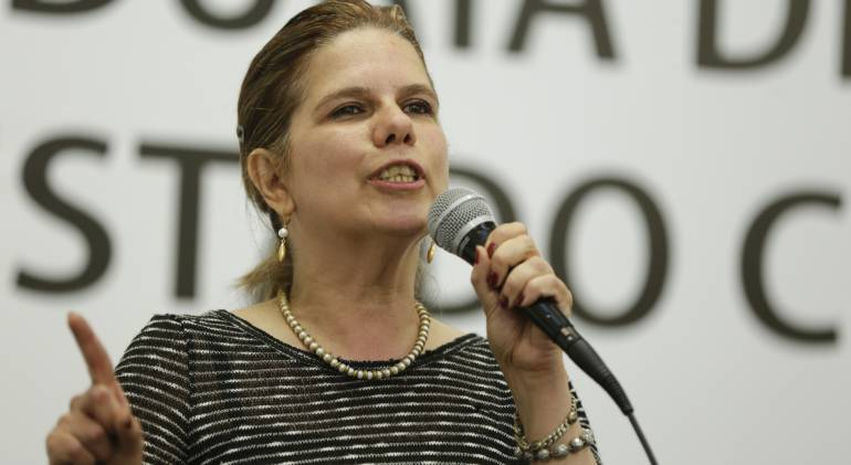 María Mercedes Maldonado Clara López Elecciones alcaldia de Bogotá: María Mercedes Maldonado se unirá a Clara López