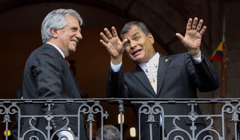 Reunión Maduro y Santos: Facilitadores de diálogo Colombia – Venezuela confían en acuerdo