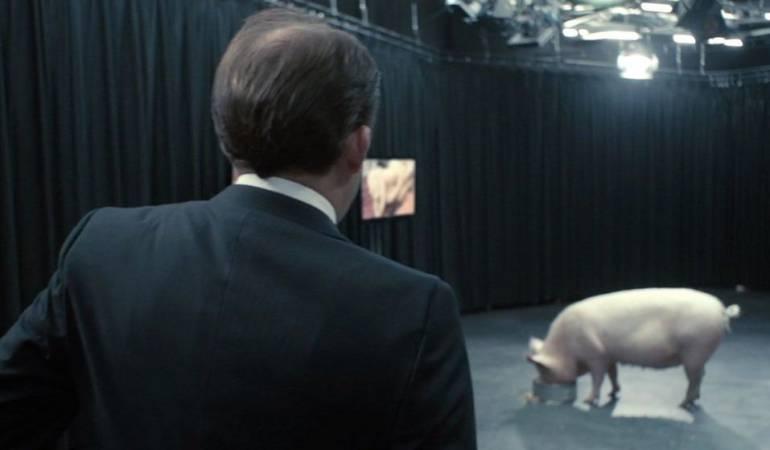 Guionista de Black Mirror negó conocer caso Piggate de David Cameron