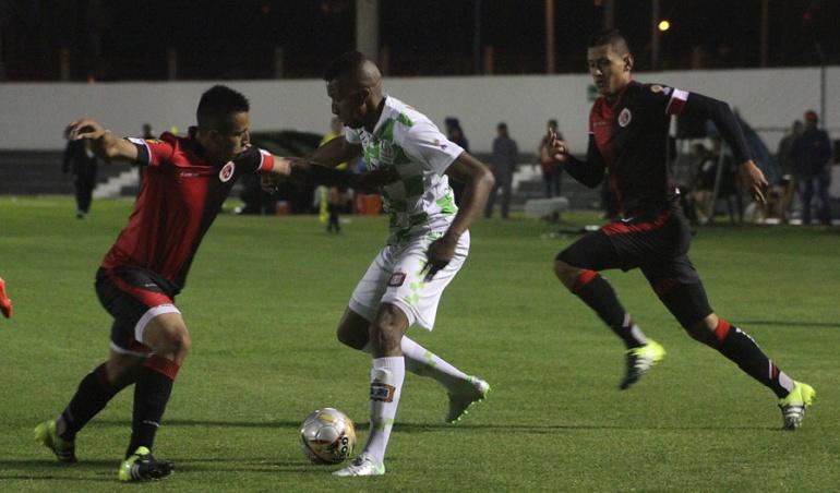 Boyacá Chicó vence al Cúcuta y logra su segunda victoria en la Liga Águila