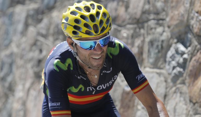 Movistar espera que Valverde cierre la semana grande