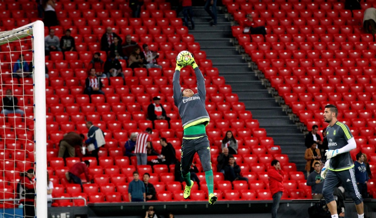 """Schuster: """"Keylor Navas está haciendo lo suficiente para estar en el Madrid"""""""