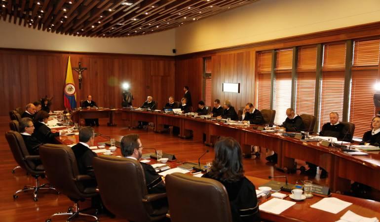 Corte Suprema confirma que narcotráfico es conexo al delito de rebelión