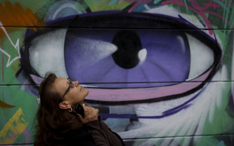 Juez definiría si avala preacuerdo entre policía y Fiscalía en caso Grafitero