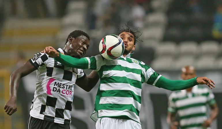 Con Teo y Montero, Sporting empata con el Boavista y pierde la oportunidad de ponerse líder
