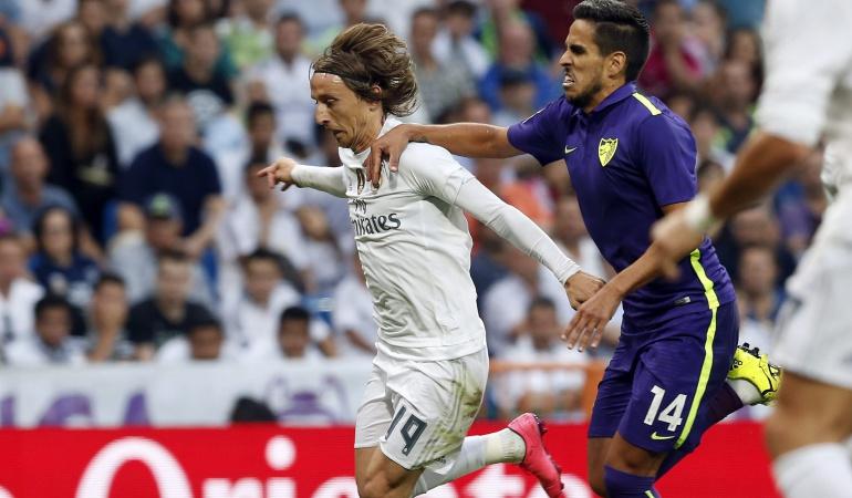 Luka Modric confirma casos de corrupción en el Dinamo de Zagreb
