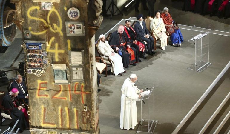 El papa Francisco se despide de EE.UU. y pone rumbo a Roma