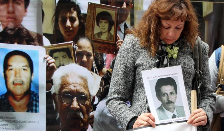 Paz no debe dejar en la impunidad a víctimas de crímenes de Estado