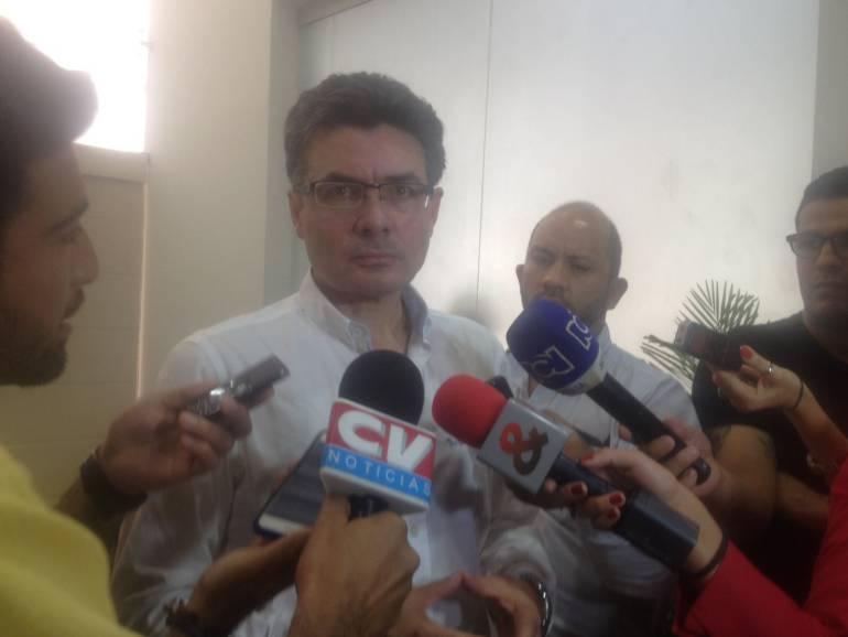 Minisatro de Salud, Alejandro Gaviria