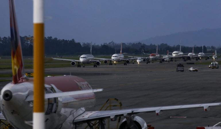 Cerca de 67.000 pasajeros fueron compensados por las aerolíneas