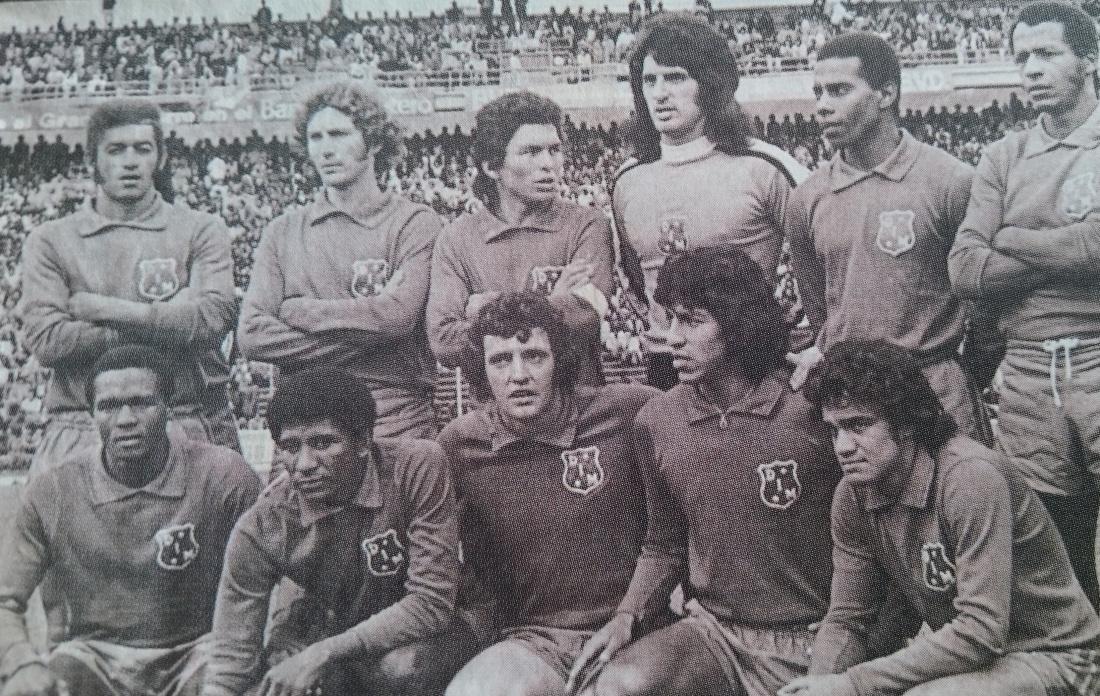 El Independiente Medellín de 1975