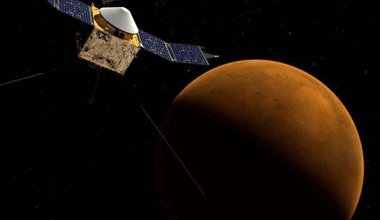 Hollywood y la NASA quieren poner Marte de moda
