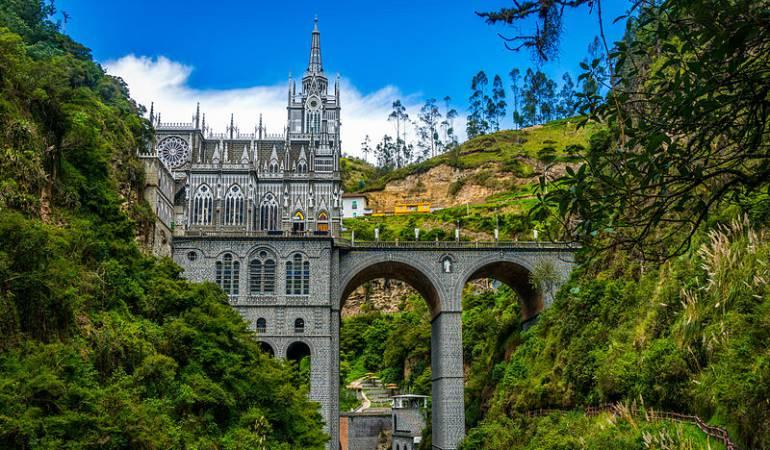 Santuario de Las Lajas, la iglesia más bella del mundo: The Telegraph