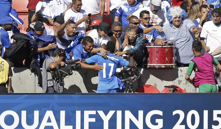 Honduras Jorge Luis Pinto clasificación a Juegos Olímpicos Río 2016: Honduras con el técnico Jorge Luis Pinto en el banco logró su boleto a Río 2016