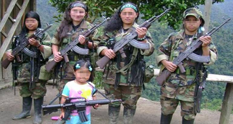 Reclutamiento a menores de edad Grupos Armados ilegales Corte Constitucional: Gobierno deberá entregar información sobre niños reclutados por grupos armados ilegales