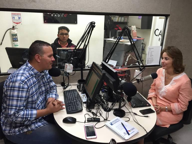 """""""Los retos para el próximo alcalde de Cartagena: El POT, estatuto tributario y reglamentación de playas"""" Camcomercio"""