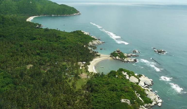 Corte Constitucional ordenó al Gobierno restaurar el Parque Tayrona