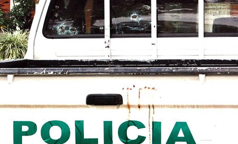Emboscada del Clan Úsuga deja un policía muerto y otro herido
