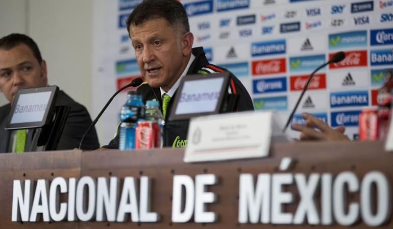 """DT del Toluca dice que Osorio tiene """"material humano"""" para emprender su trabajo como seleccionador"""