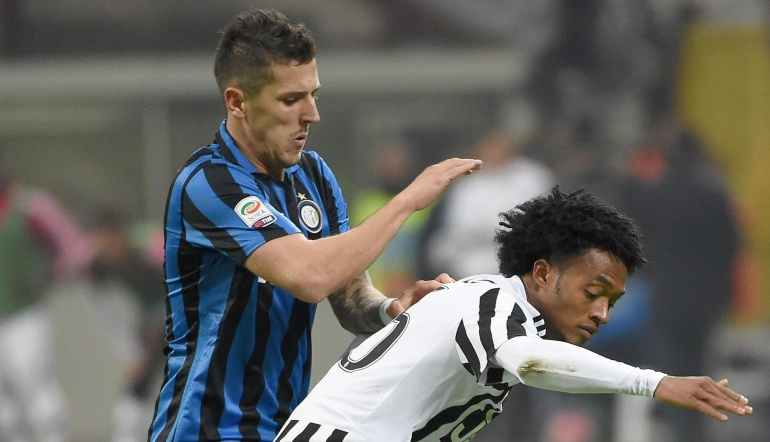 Con los 3 colombianos, Inter y Juve firman empate sin goles en la Serie A