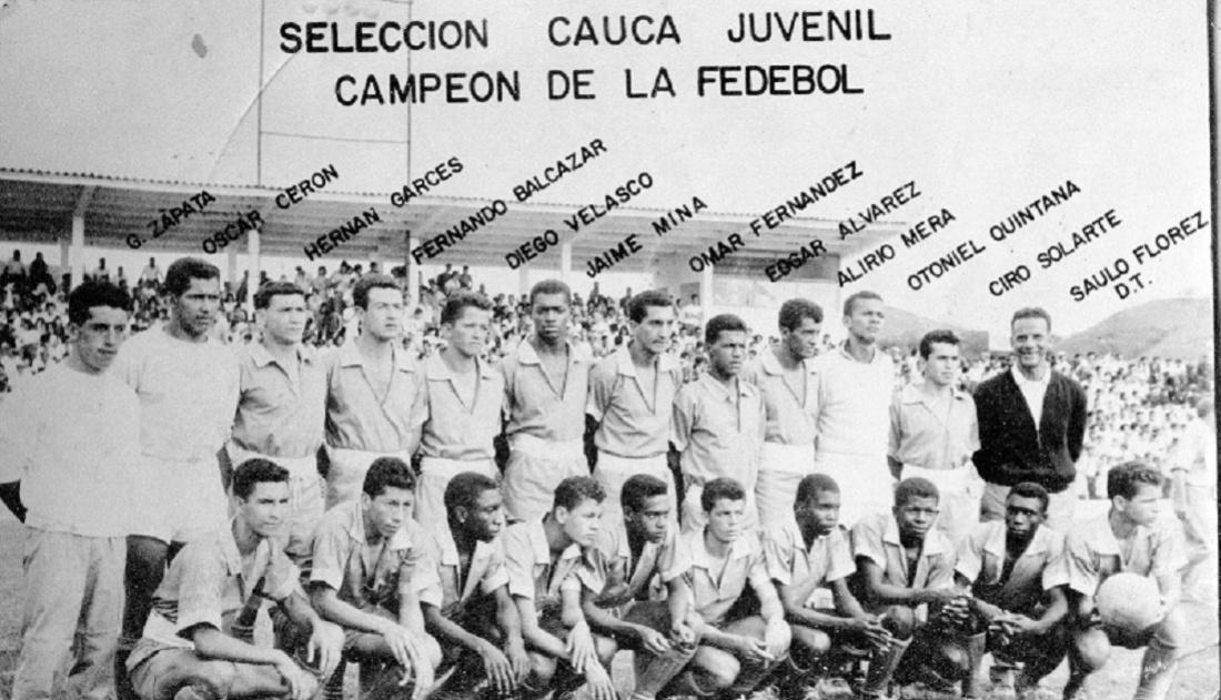 La Selección Cauca de 1964