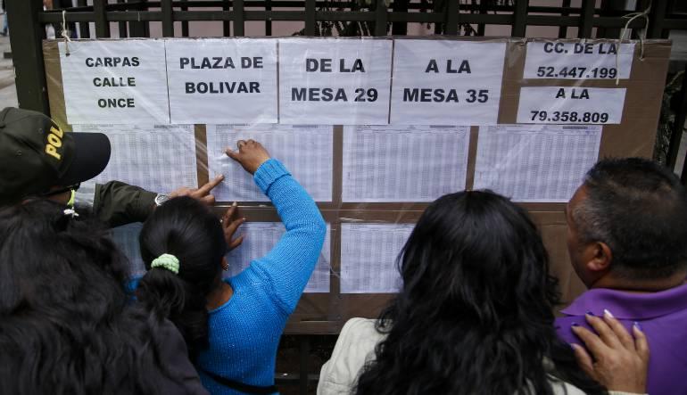 104 quejas recibió la Procuraduría durante la jornada electoral
