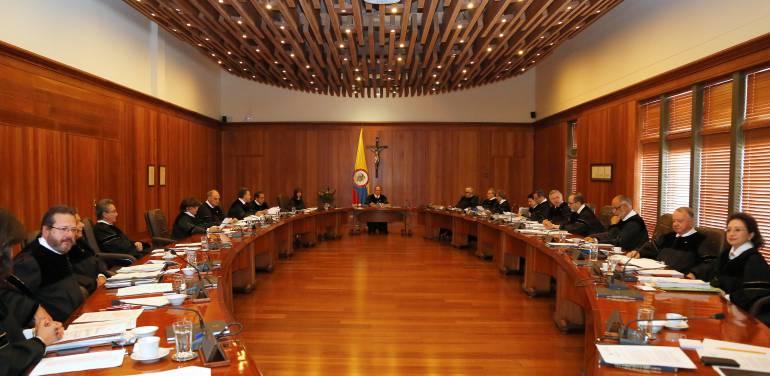 Altas Cortes escucharán hoy a los clasificados para el cargo de registrador Nacional