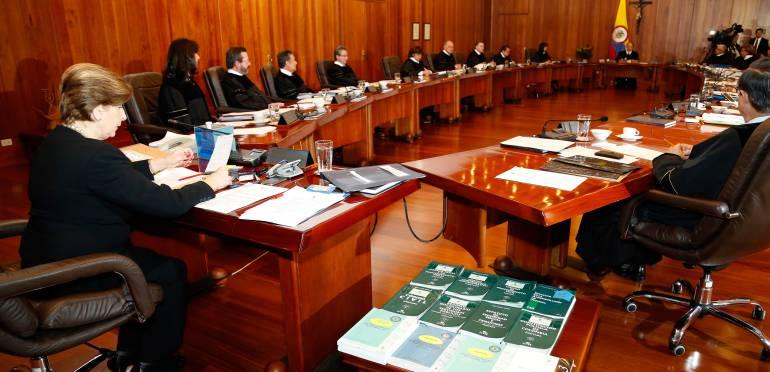 Nuevo registrador nacional Consejo de Estado Corte Constitucional Registraduría: Este jueves se conocería el nombre del nuevo registrador Nacional