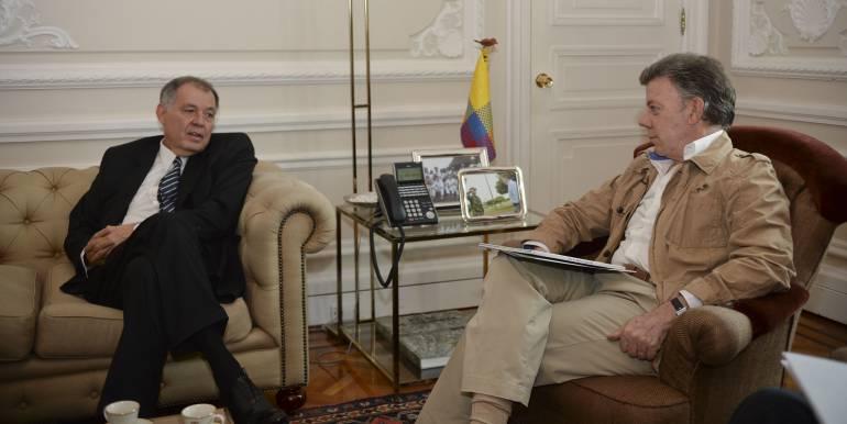 Procurador y presidente se reunirán para debatir acuerdo sobre desaparecidos