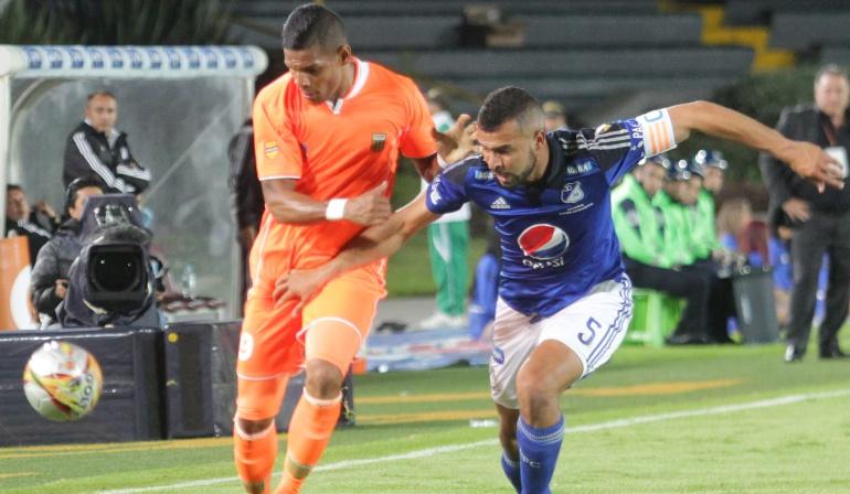 Liga Águila: Millonarios cede puntos ante Envigado y arriesga su clasificación a 'play-offs'