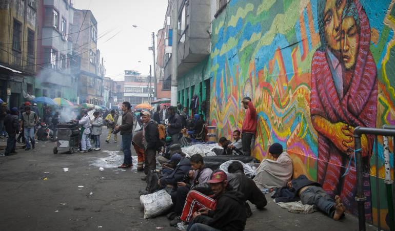 Gobierno deberá adoptar medidas para garantizar salud a habitantes de calle