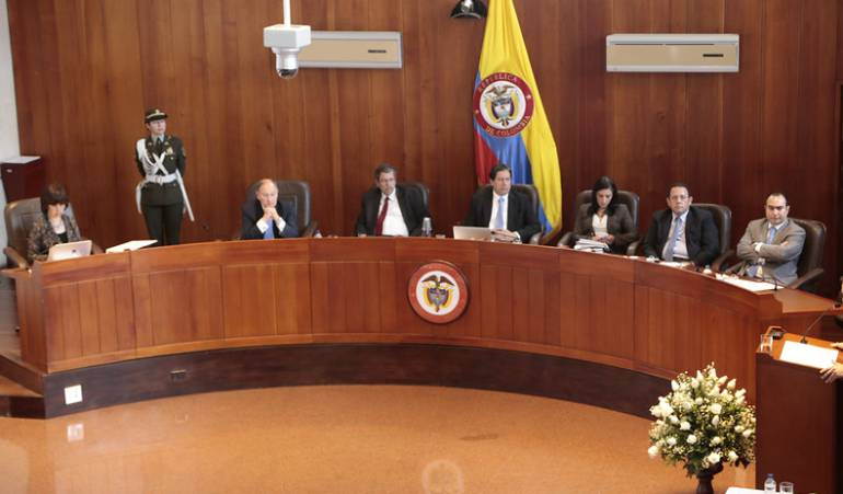 Justicia Transicional deberá garantizar derechos de víctimas: Corte Constitucional