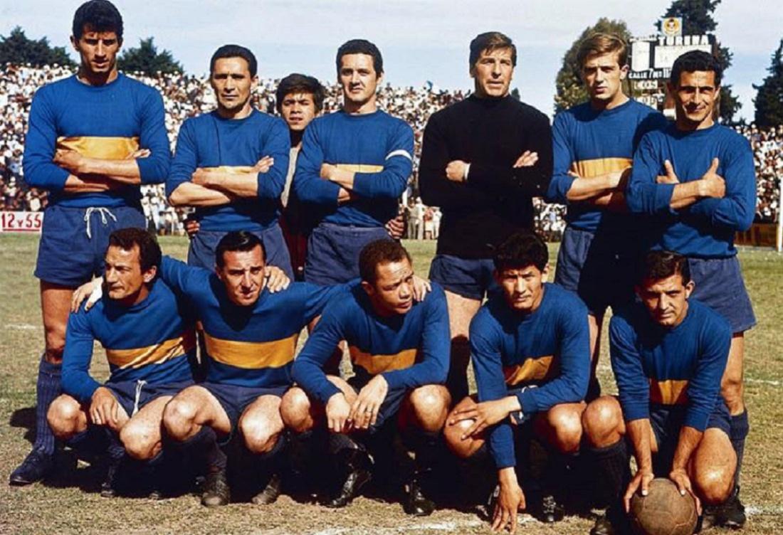 Boca Juniors, década de los 60