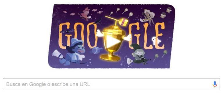 Halloween en Google: Halloween llega a Google con un doodle interactivo