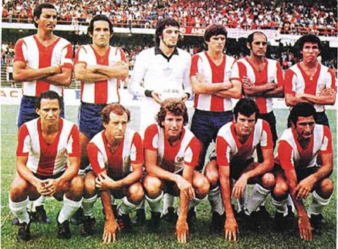 El Junior de Barranquilla de 1977