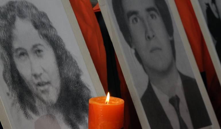 Llegan al país expertos forenses para identificar desaparecidos del Palacio