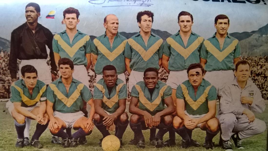 El Atlético Quindío de 1964