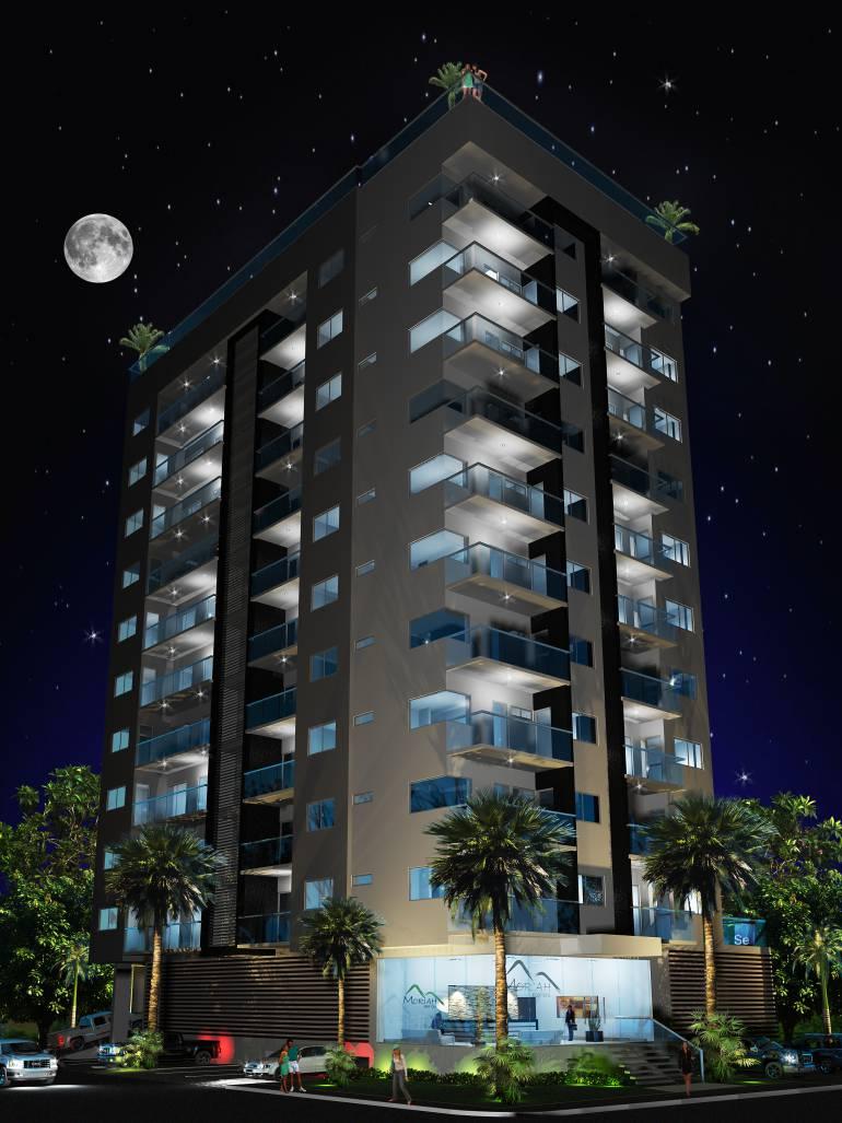Edificio Moriah, un proyecto diseñado para la familia, con espacios amplios e iluminados