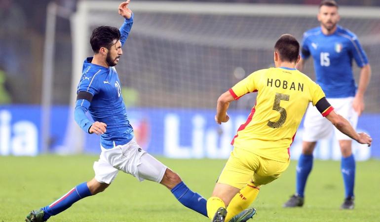 Italia cierra 2015 sin ganar un solo amistoso