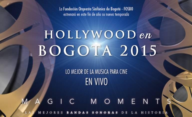 Famosas bandas sonoras de Hollywood se tomarán Bogotá