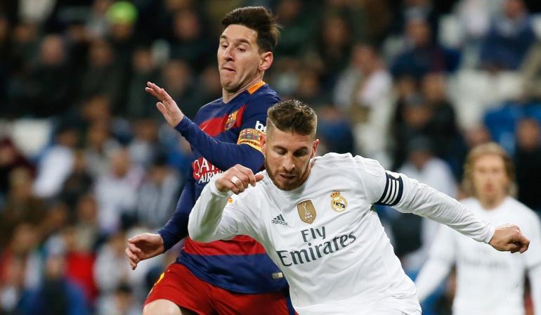 """Ramos: """"No hay que señalar a nadie"""""""