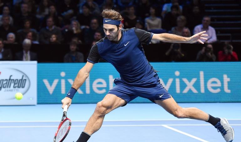 Federer vence a Wawrinka y se jugará el título contra Djokovic
